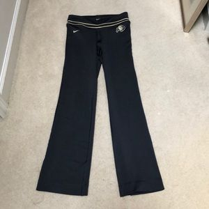 Nike Pants - Nike Dri-Fit CU Buffs Grey Pants 💛🖤